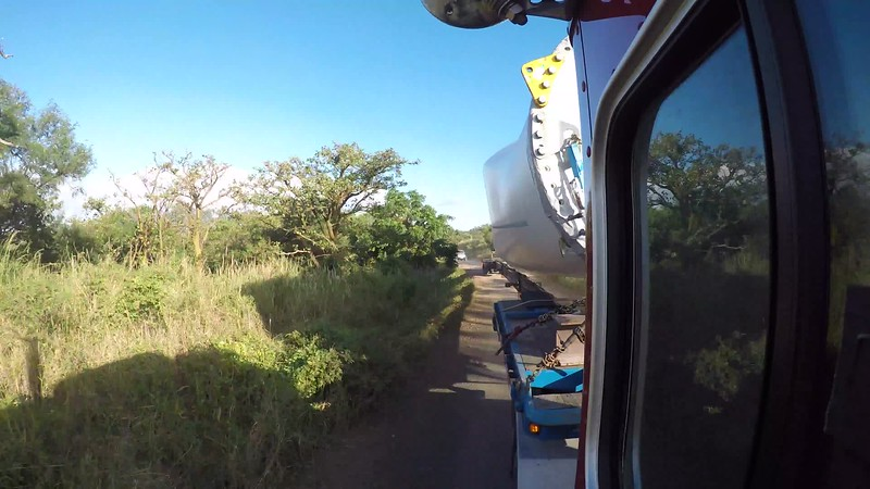 Transport Time Lapse - Click Image to View Video