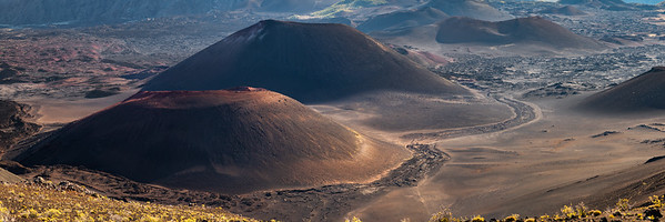 Haleakala Moonscape