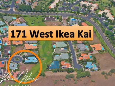 171 W Ikea Kai Place, Wailea Kialoa, Maui, Hawaii. Wailea Vacant Land and Wailea Homes in South Maui, including properties in Wailea Kialoa, are viewed best at VWonMaui, a partner of the famous 1MauiRealEstate.com project.