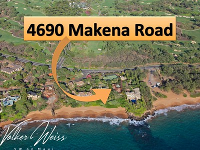 4690 Makena Road, Makena, Hawaii