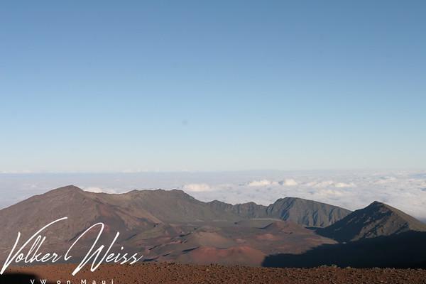 Haleakala - House of the Rising Sun