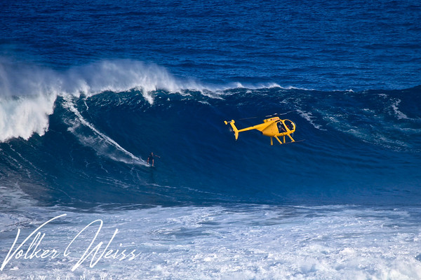"Peahi - known as ""Jaws"""