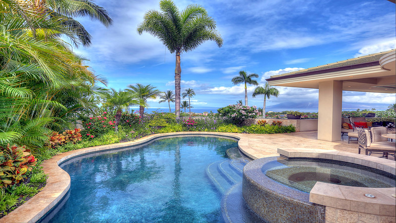 Wailea Golf Estates Luxury Residence 3907 Waakaula