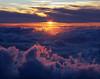 "<p></p><div id=""centered_description"">Sunset in the Clouds, Haleakala Crater</div>"