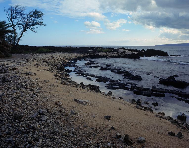 """<p></p><div id=""""centered_description"""">Beach, Ahihi-Kina'u Natural Area Preserve</div>"""