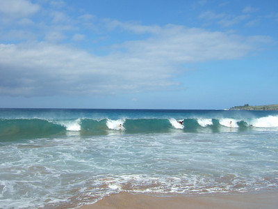2007-12-1 Fleming Beach