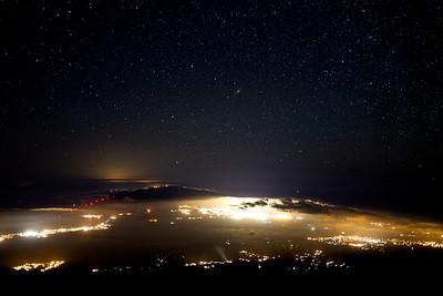 2013-12-02 Haleakala Stars