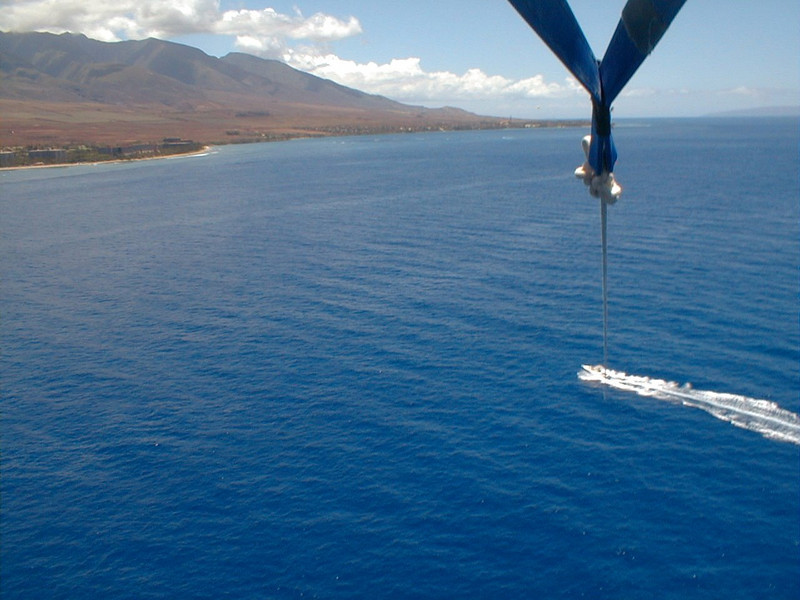 Maui Parasailing