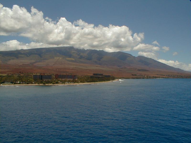 Maui, Parasailing