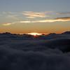 Sunrise at Mt. Haleakala