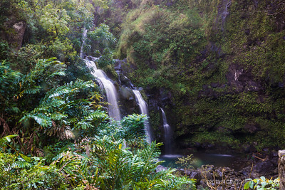 Wailua Falls Road to Hana