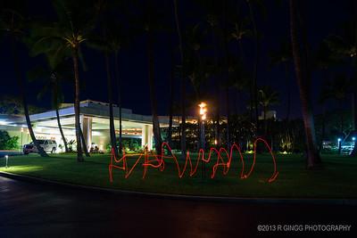 Makena Beach and Golf Resort Night Shot