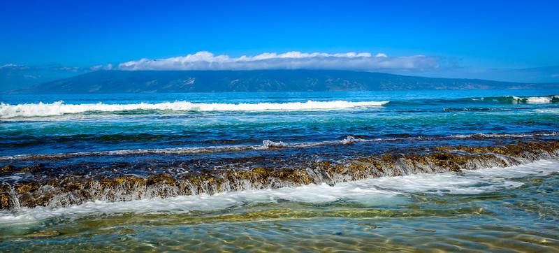 Lahaina coastline