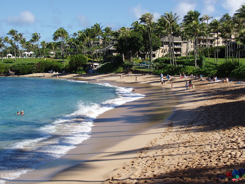 Kapalua Beach Maui Photo Gallery