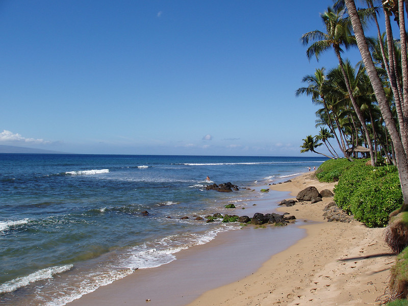 Ka'anapali Beach Photos Maui Photo Gallery
