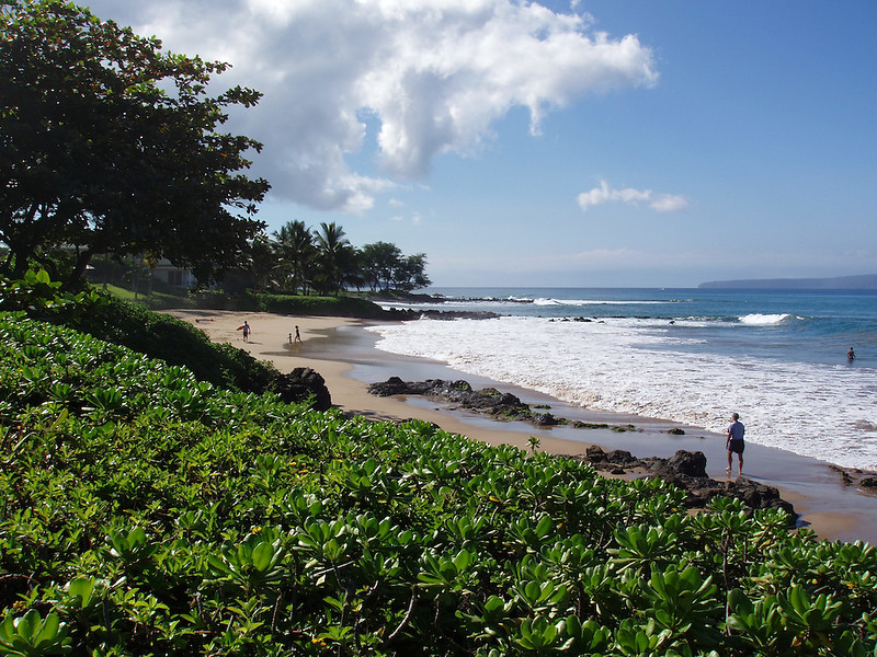 Ka'anapali Beach Maui Photo Gallery
