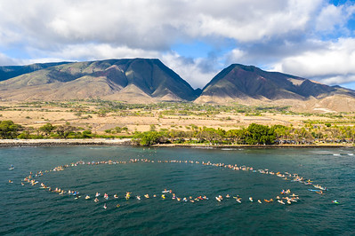 Paddle Out - West Maui