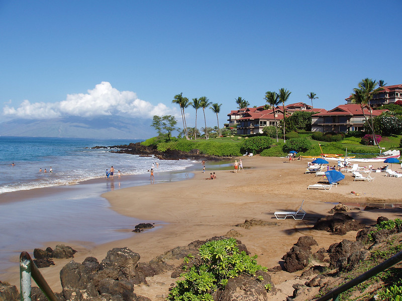 Wailea Beach Maui Photo Gallery