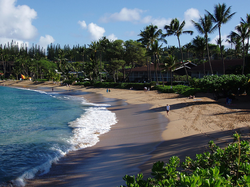 Napili Beach Maui Photo Gallery