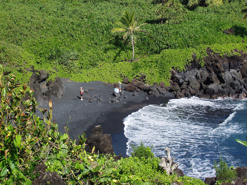 Wai anapanapa State Park Maui Photo Gallery