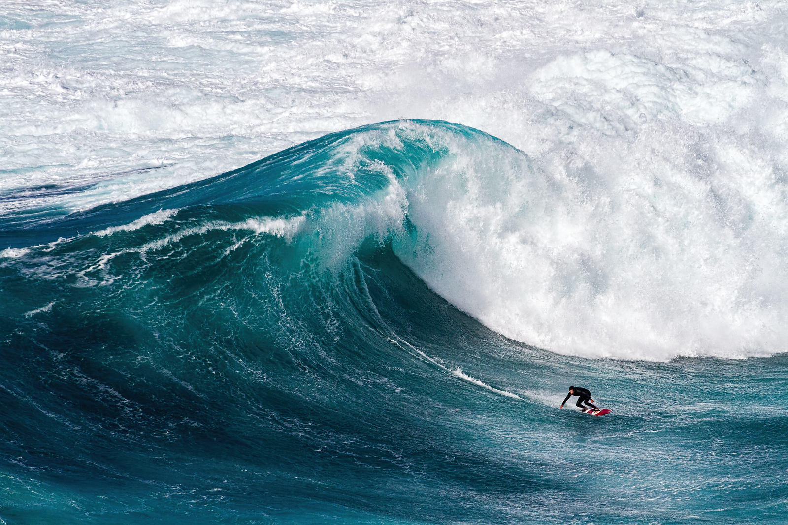 The Great Wave off Peahi