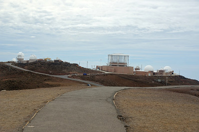 Science City-Air Force and University of Hawai'i astronomical observatories