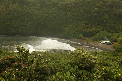 Honomanu Bay