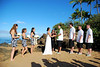 Shae and Peter's wedding on the beach, Maui, Hawaii