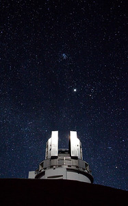 Subaru and Pleiades