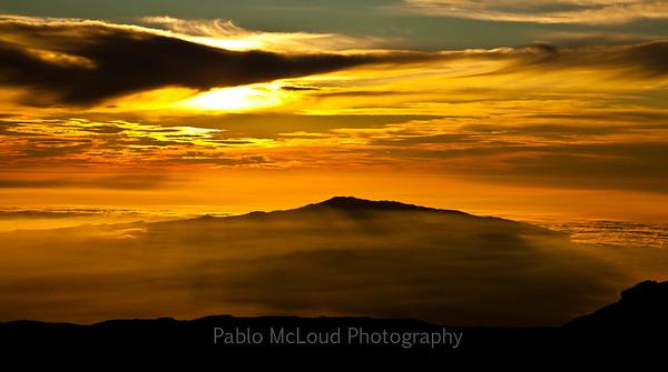 Hualalai Solstice