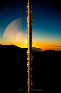Vertical Radiance