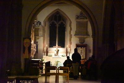 Maundy Thursday - Altar of Repose