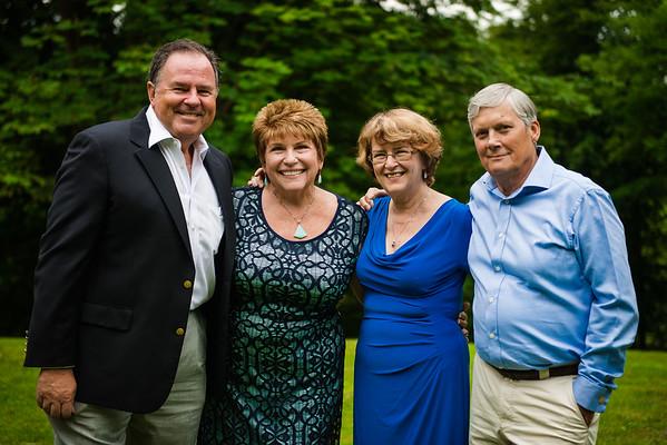 Maureen, Mick, Geoff and Cindi Anniversary