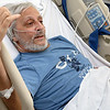Maurice La-Garde talks about being a quadriplegic since a 1987 swimming pool accident and how he contracted a flesh-eating bacteria and has been stuck in a rehab facility ever since. He and his family are desperate to bring him home before Christmas, and are trying to raise $40,000 to get the equipment he needs to make that possible. SUN/JOHN LOVE