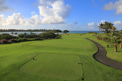 Anahita Golf & Spa Resort, Mauritius - Hole 17