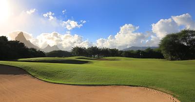 Tamarina Golf Course, Mauritius