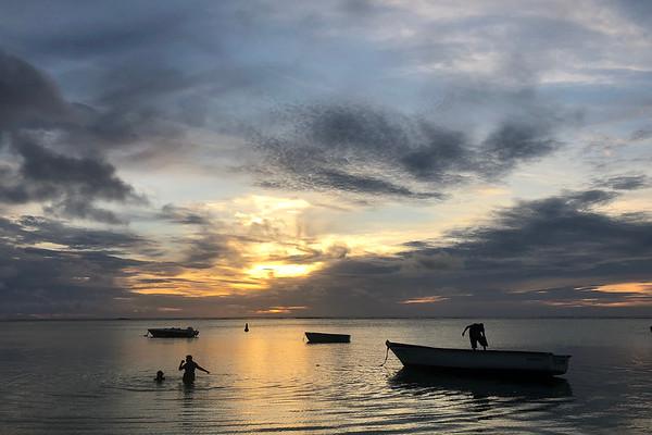 Le Morne Peninsula, Mauritius, Africa