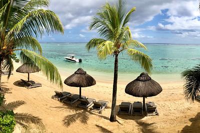 St. Regis Resort, Le Morne Peninsula, Mauritius, Africa