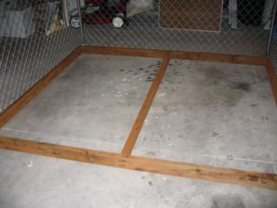 Building Mavericks Dog House
