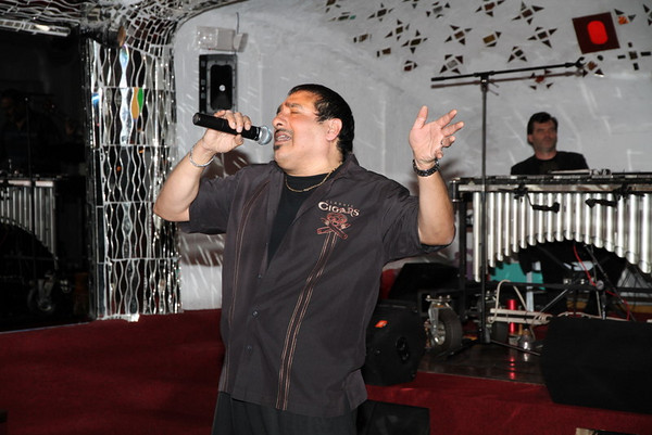 Maverick's Flat Presents Latin Jazz Night - Bob DeSena 1-6-2011
