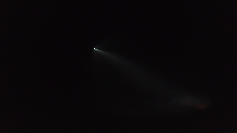 SpaceX Launch 10.07.18
