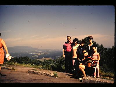 New York - Bethel - Washington - 1971