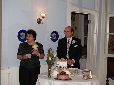Gabe & Betty 50th Anniversary