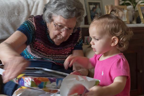 Mawmaws 97th birthday