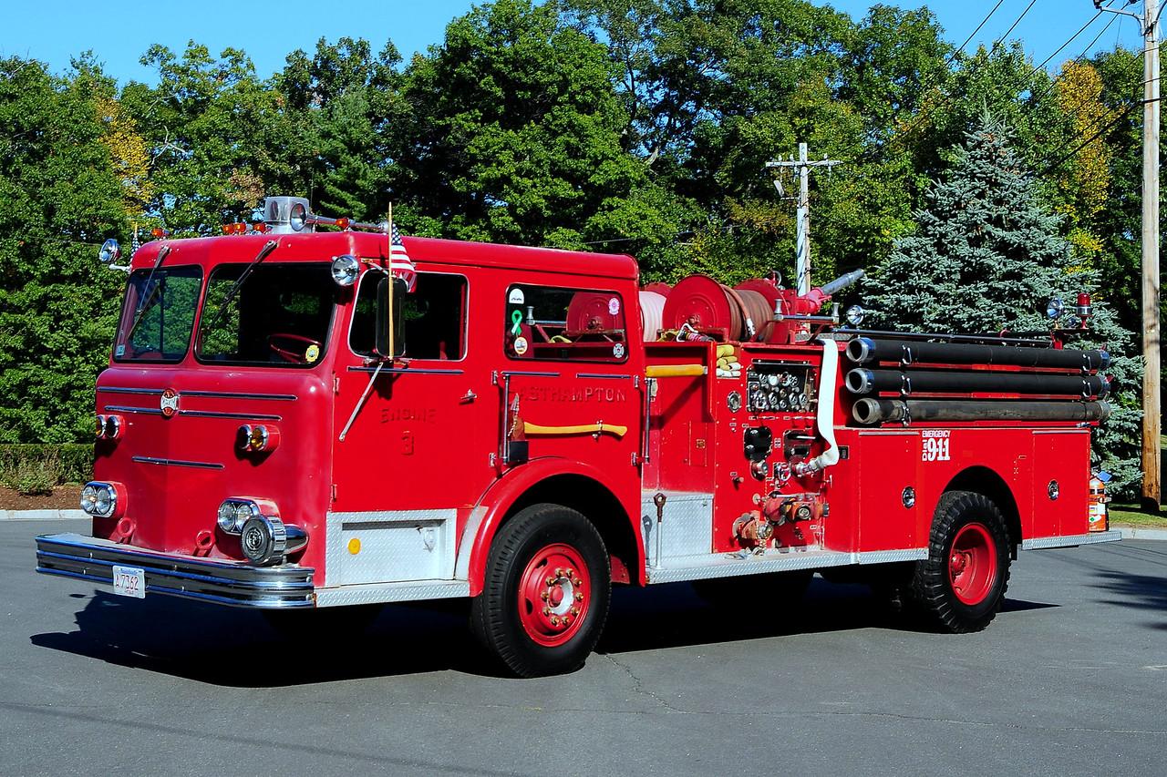 East Hampton, Ma  Engine 3