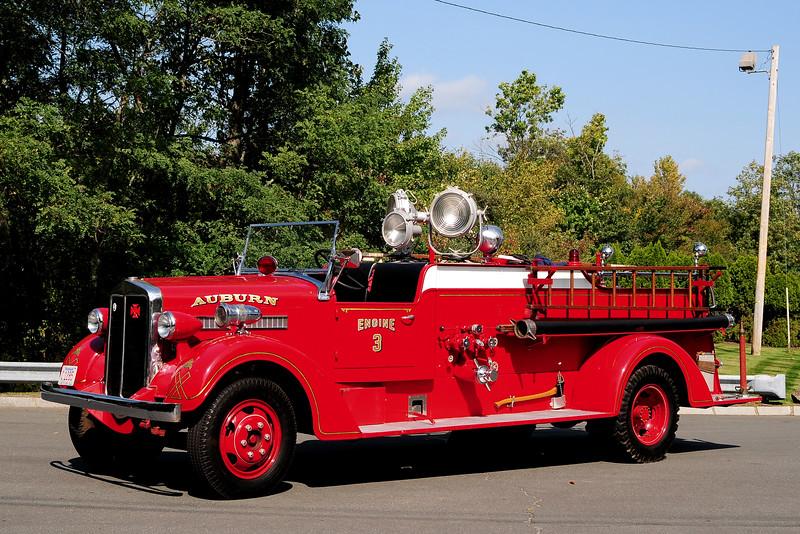 Auburn, Ma  Engine  3