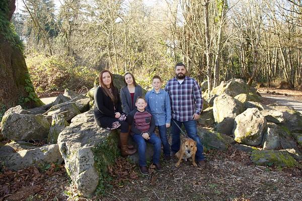 Ginger & Family