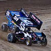 Travis Rutz in the Rudeen Racing 26 & Jon Farrell....