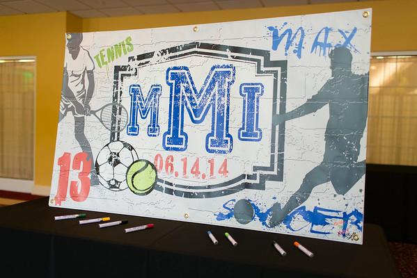 Max's Bar Mitzvah-Highlights Gallery