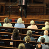 March 21, 2012 - Brian Moore spoke to the congregation at the Lent service and lunch Wednesday afternoon. (97/366)